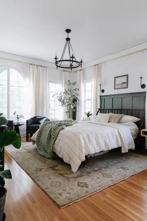 ห้องนอนแบบ vintage